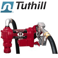 Tuthill 20GPM Fuel PUMP