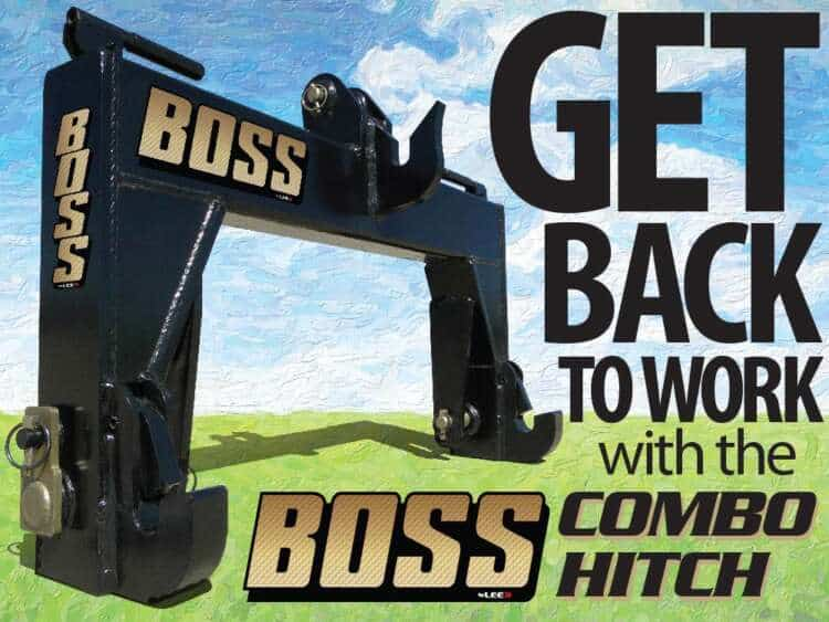 LEE BOSS Quick Hitch