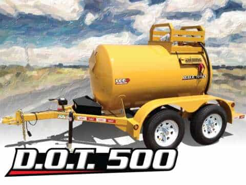 D O T  500 Diesel Fuel Trailer - LeeAgra com