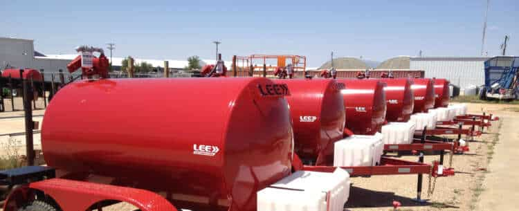 Arkansas Diesel+DEF Fuel Trailers