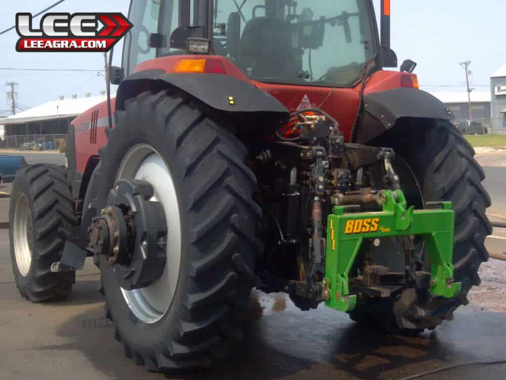 Lee-BOSS-on-Case-Tractor