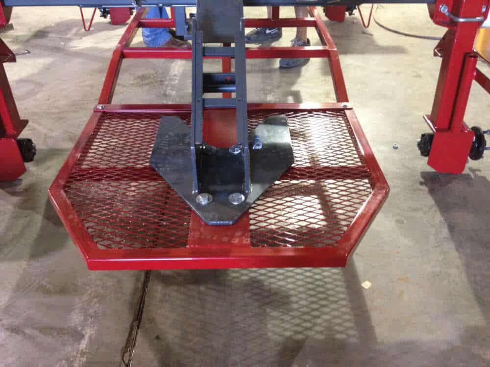 Lee Cotton Spider Platform