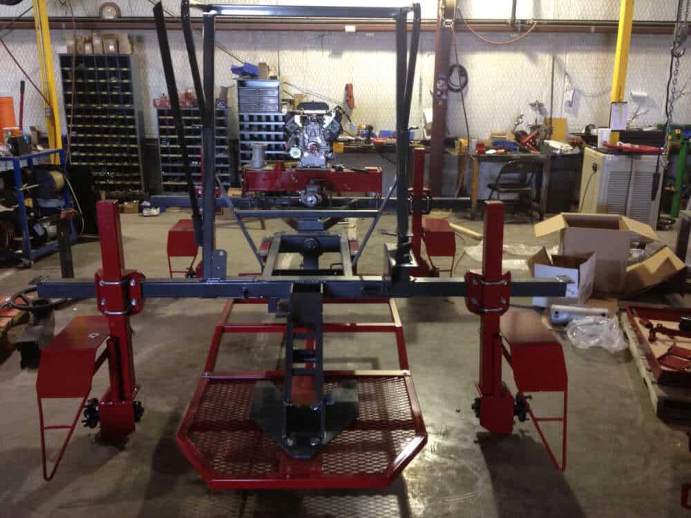 Lee Cotton Spider Wheel Motors