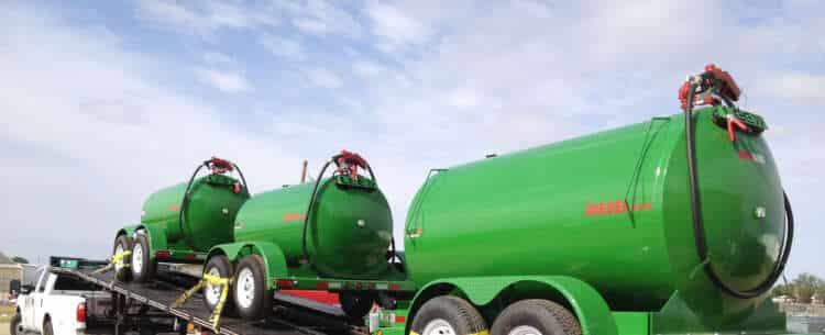 Oklahoma Diesel Fuel Trailers