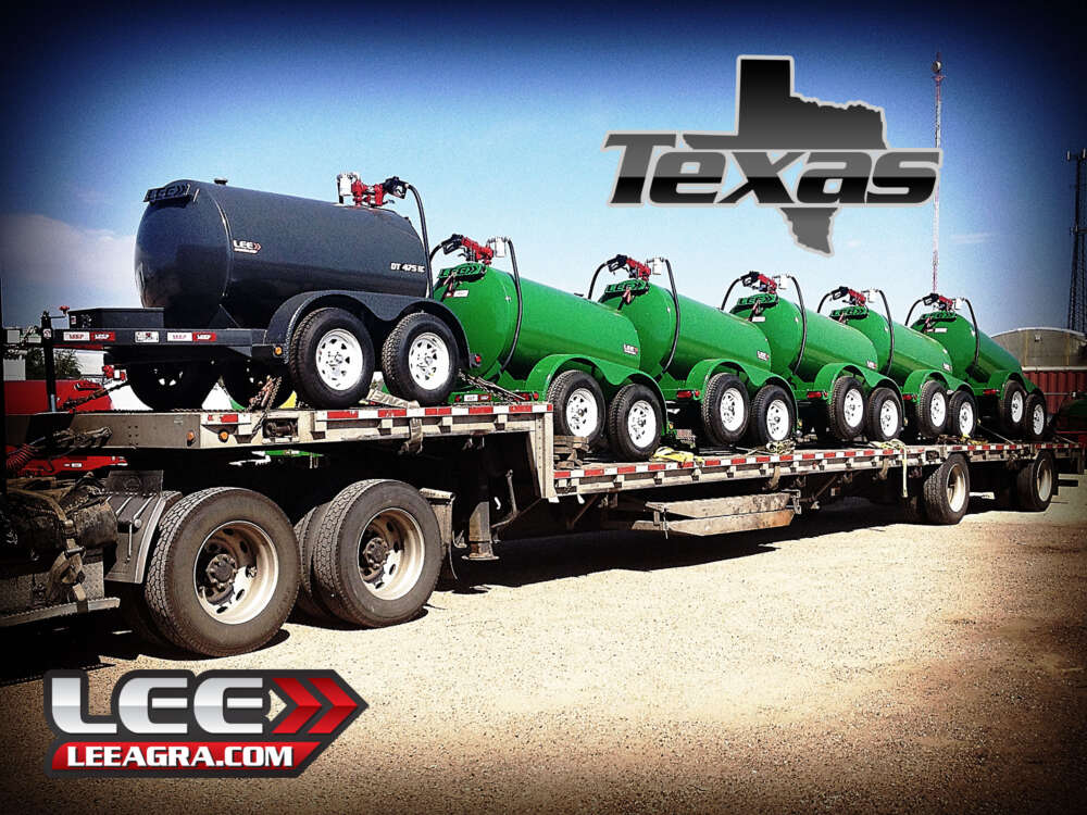 LeeAgra Diesel-Fuel-Trailers-to-Central-Texas