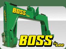BOSS Three Point Hitch