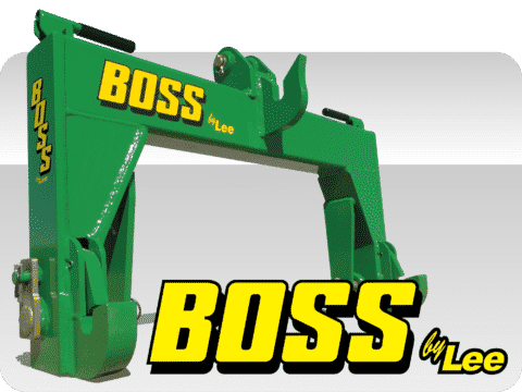 BOSS Three Point Hitch