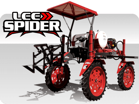Lee Spider Diesel Power
