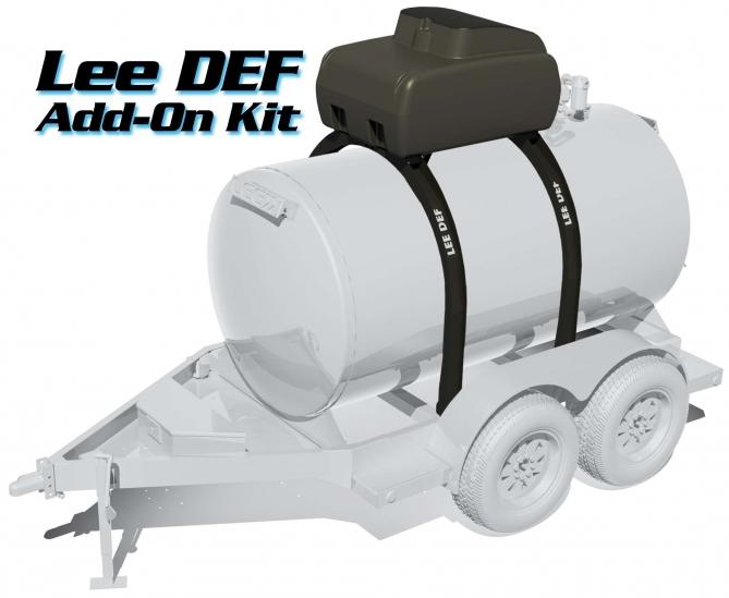 DEF Diesel Fuel Trailer