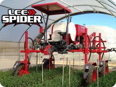 Lee Spider DP Greenhouse