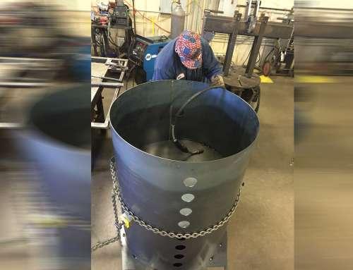 LeeAgra DT2x100 fuel tank. A look inside!