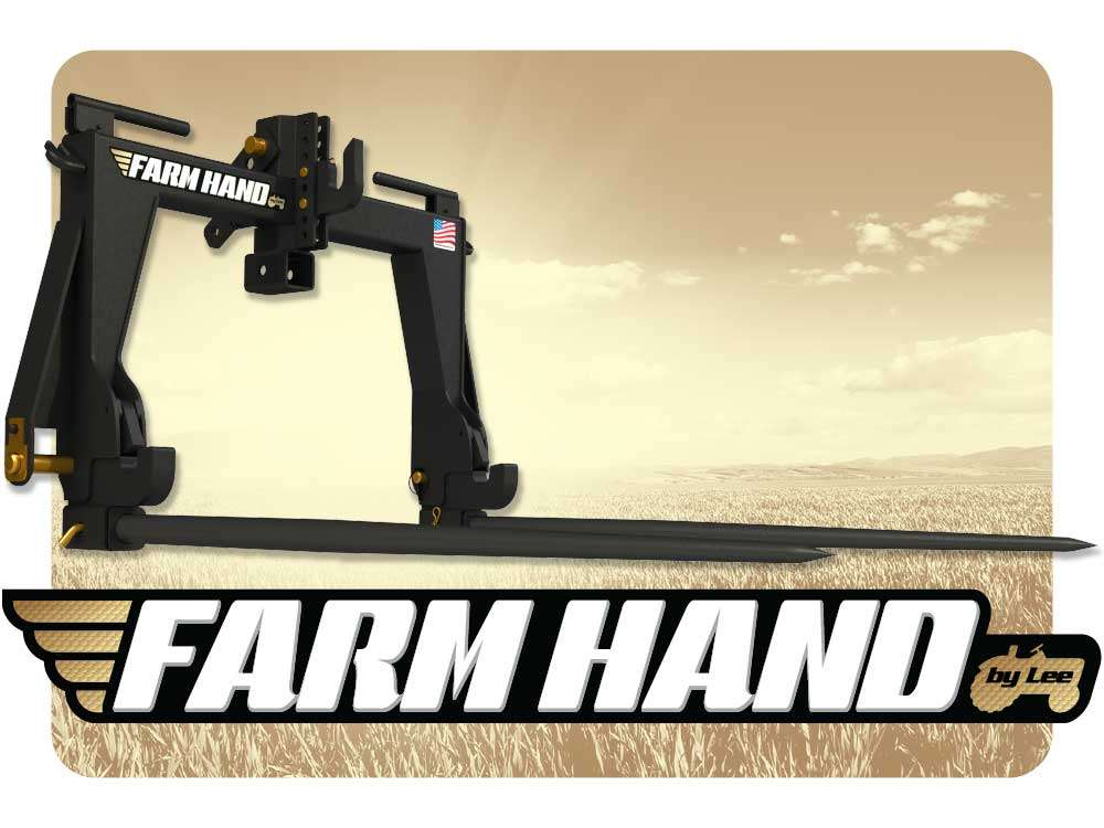 Farm Hand Cat 1 Quick Hitch