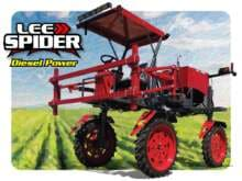 LEE Spider DP High Clearance Tractor