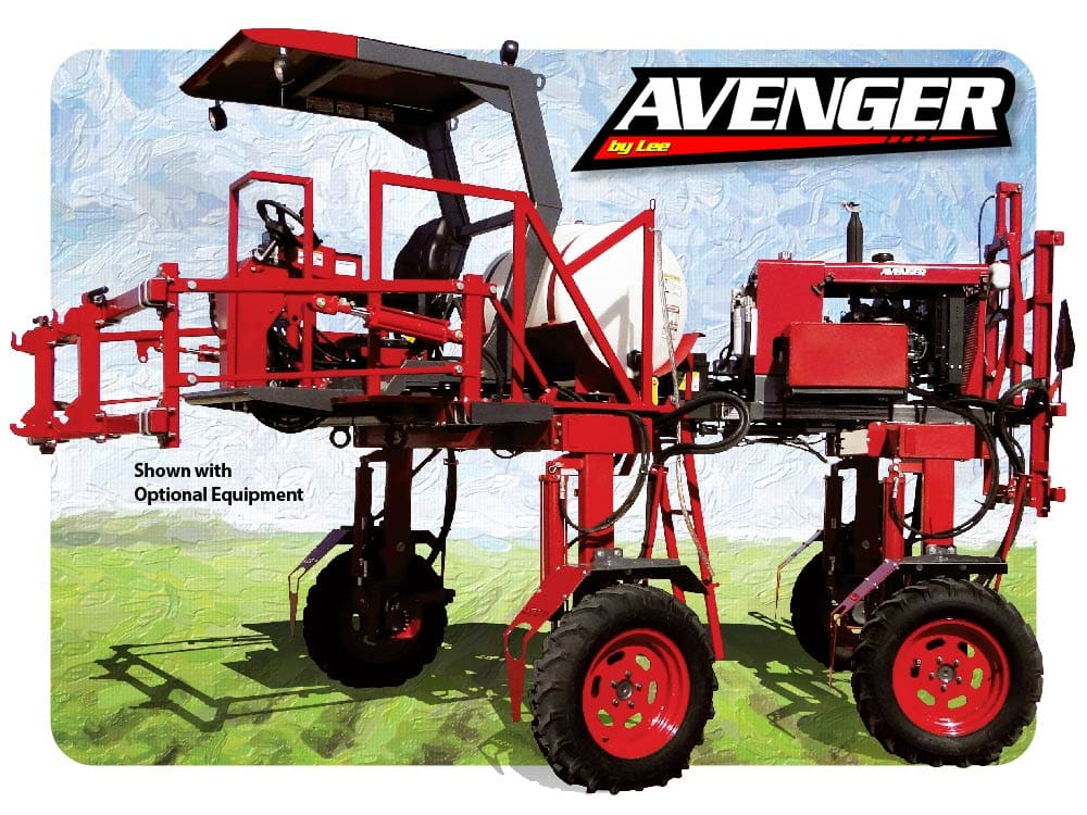 LEE Avenger CR High Clearance Tractor