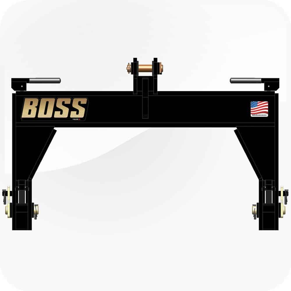 LEE BOSS Quick Hitch C3
