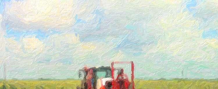 Specialty Crop Tractor