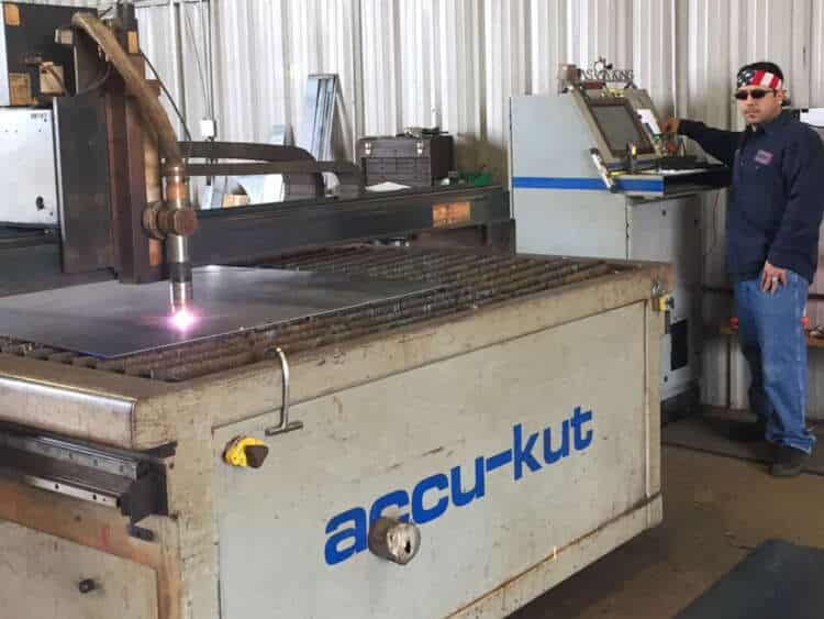 LEE plasma cutter