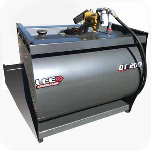 LEE DT 200 Tank 13GPM Pump