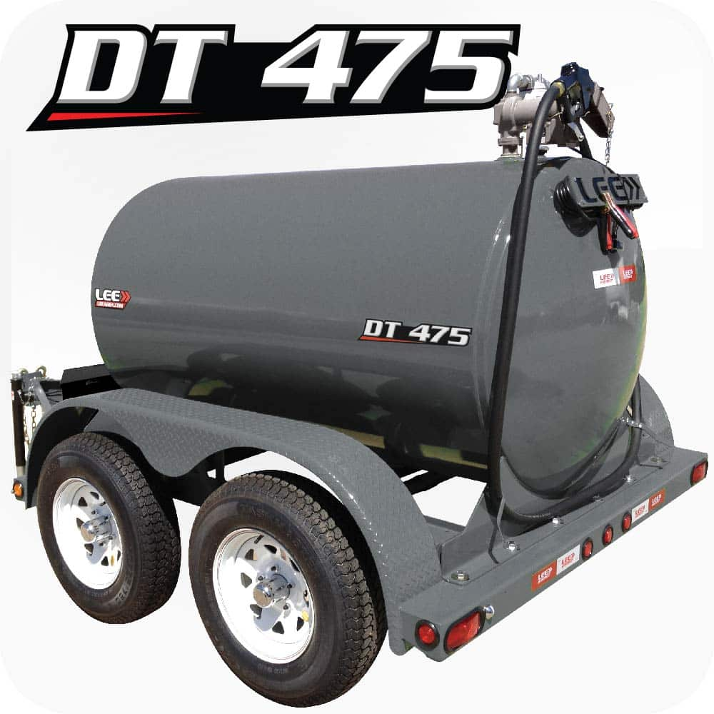 LEE DT 475 Diesel Fuel Trailer Product 1