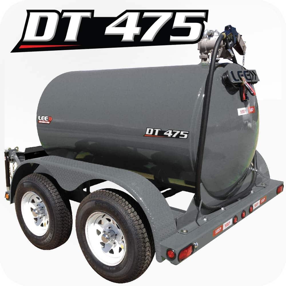 LEE DT 475 Diesel Fuel Trailer Product 1