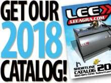 LeeAgra Shotline Catalog 2018