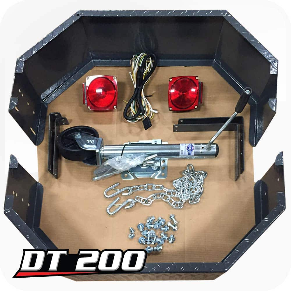 LEE DT 200 Cart MSO Package